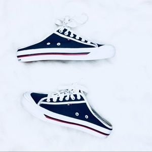 Rare Tommy Hilfiger slip on sneakers